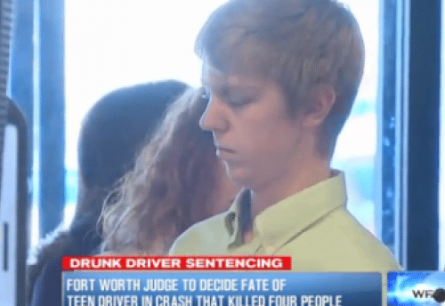 Teen Affluenza Defense Sentence