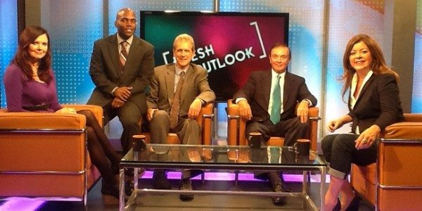 Cast of The Fresh Outlook