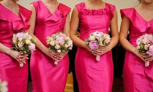 bridesmaid strggles