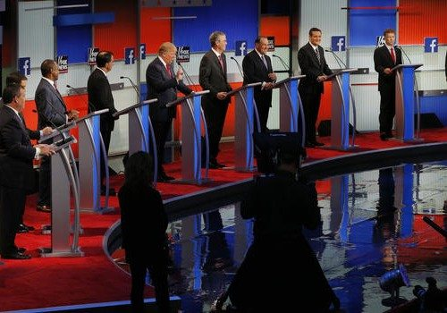 GOP debate 2015 evaluations
