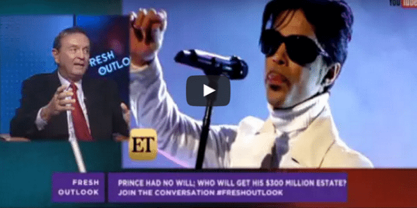 the estate of prince