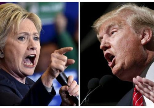Hillary Clinton VS DonaldTrump