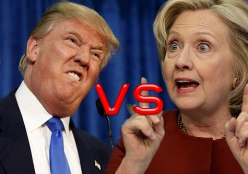 trump clinton debate