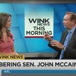 Impact Sen. John McCain left