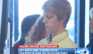 Teen Affluenza Defense Sentence