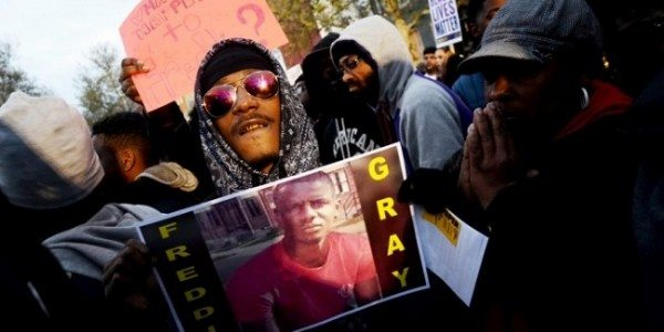 freddie gray protests