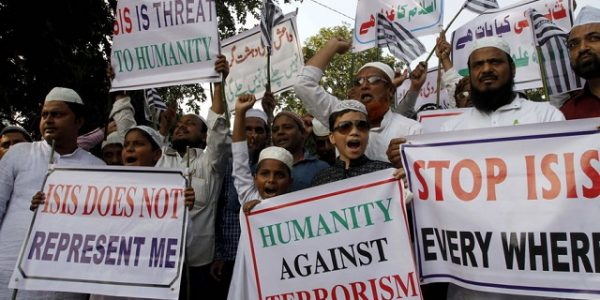 humanity against extremism