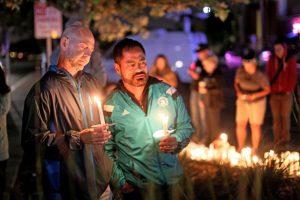 Orlando massacre vigil