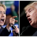 Hillary Clinton VS DonaldTrump