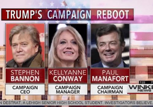 Trump Reboots