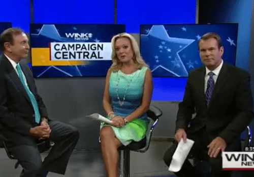 campaign methods WINK NEWS Dr. Bart Rossi