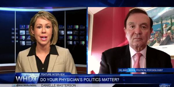 how politics influence doctors
