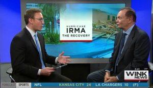 Hurricane Irma mental recovery