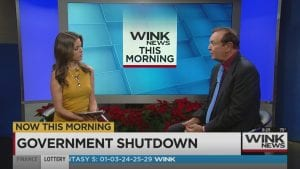 Looming Government Shutdown