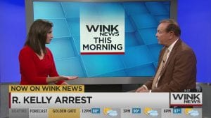 Rossi talks about R. Kelly new arrest