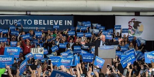 Bernie Sander for president