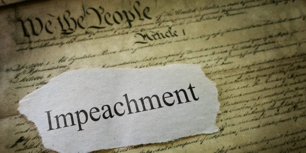 President Trump impeachment