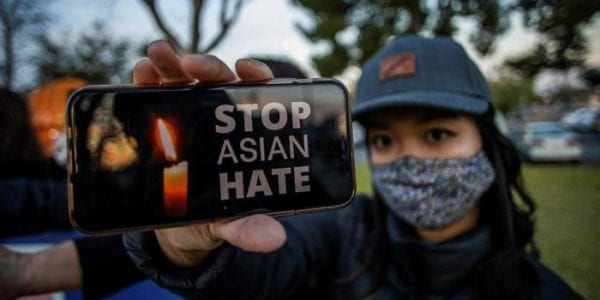 Asian-American Hate Crimes Rise