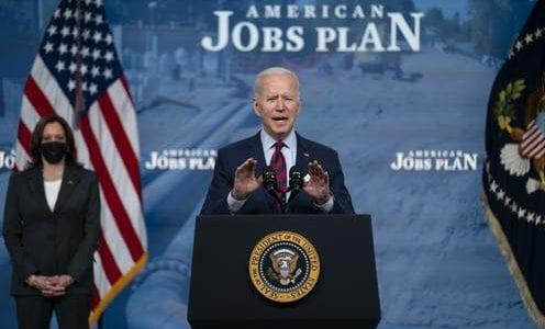 Biden Infrastructure plan